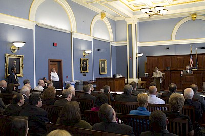 Oneida County Bar Association Continuing Legal Education (CLE) seminar