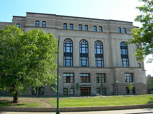Oneida County Courthouse, Utica, NY